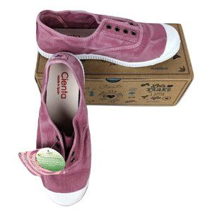 Cienta Kids Pink Sneaker Fruity Scented Outsole